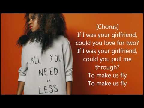 NAO girlfriend lyrics