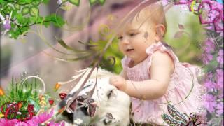 Прикольное поздравление с Днем защиты Детей!