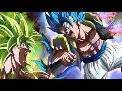 DBS Broly: Gogeta Vs Broly Full Fight English Dub | HD