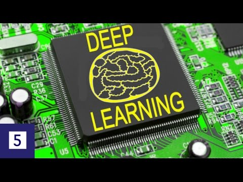 Deep Learning - World Changing, Disruptive, Artificial Intelligence