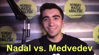 Post-Match | Rafael Nadal vs. Daniil Medvedev ATP Finals 2020 SF