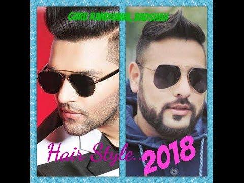 guru-randhawa...-and...-badshah-...new-hair-style...2018