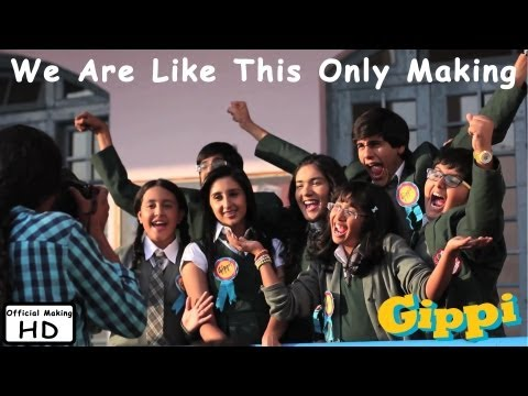 We Are Like This Only  Making  Gippi