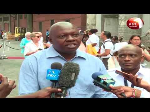 Kenya welcomes the fifth cruise ship