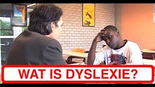 DYSLEXIE IS BESMETTELIJK.