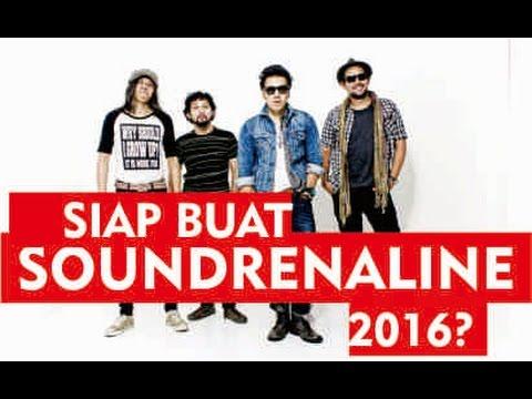 Siap Buat SOUNDRENALINE 2016 BALI