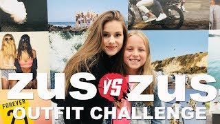 ZUS VS ZUS OUTFIT CHALLENGE