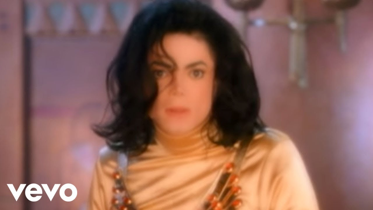 Michael Jackson - Remember The Time (Official Video) #1
