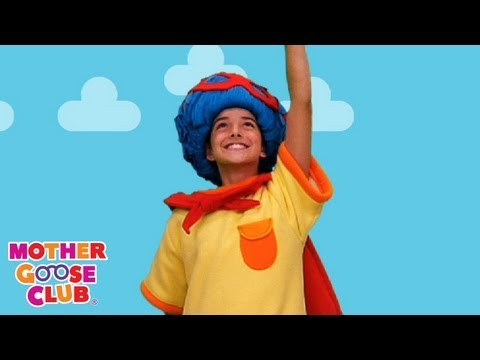 Jack Be Nimble (HD) - Mother Goose Club Songs for Children