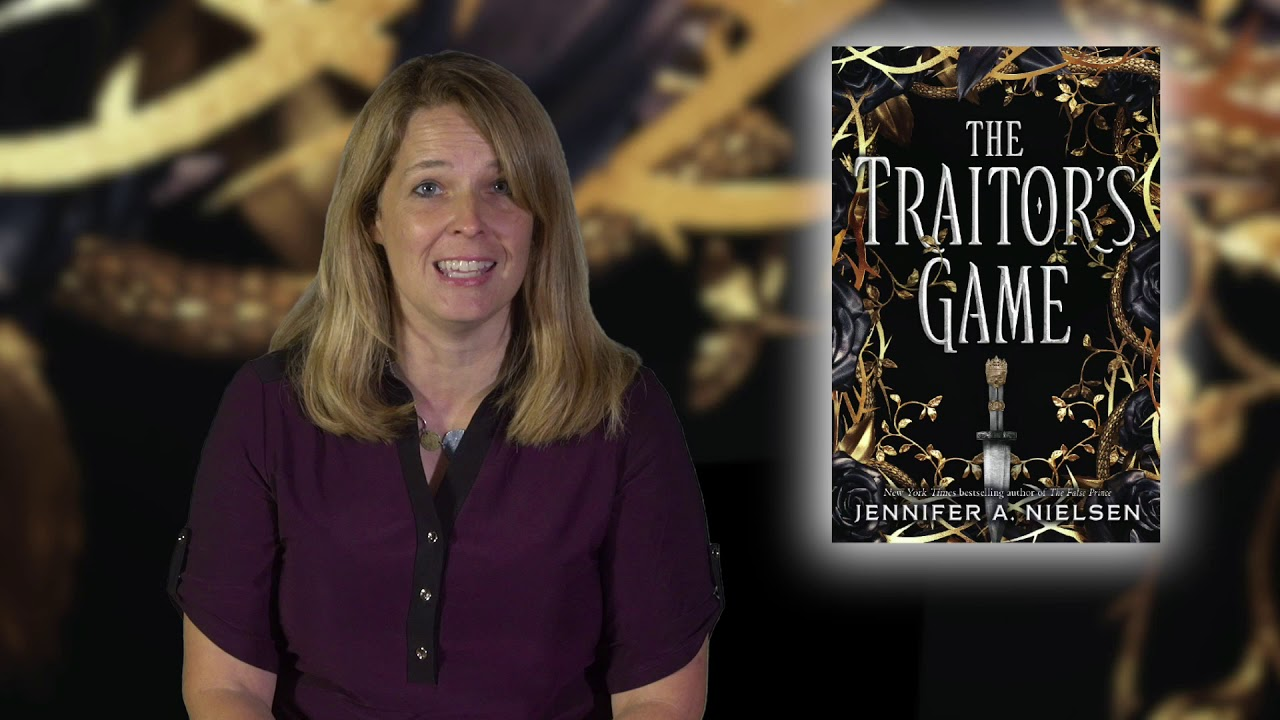 The Traitor S Game By Jennifer A Nielson Youtube