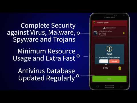 Antivirus System For Android™ FULL HD