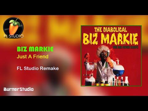 Biz Markie - Just A Friend (Instrumental Remake)