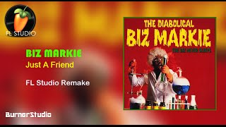 Biz Markie - Just A Friend (Instrumental Remake)