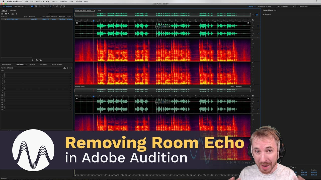 Forum on this topic: How to Remove Echo from Audio, how-to-remove-echo-from-audio/