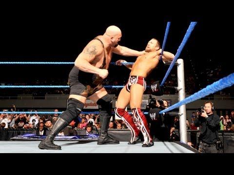 Big Show Vs. Daniel Bryan: SmackDown - May 11, 2012