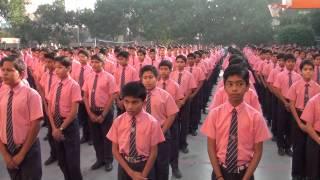 Ish Prarthna   Annie Besant School, Indore
