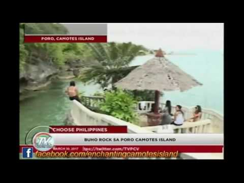 Buho Rock Resort (Camotes Island) featured in TV Patrol Central Visayas