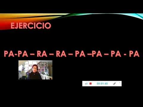 APRENDE A CANTAR CON LA PROFESORA PAULINA SESIÓN 4