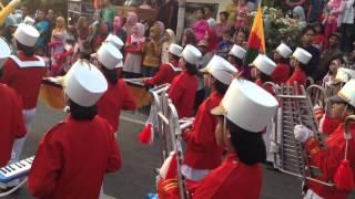 Drumband SMKN 2 Pengasih, 08/2014