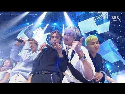 WINNER - 'ISLAND' 0806 SBS Inkigayo