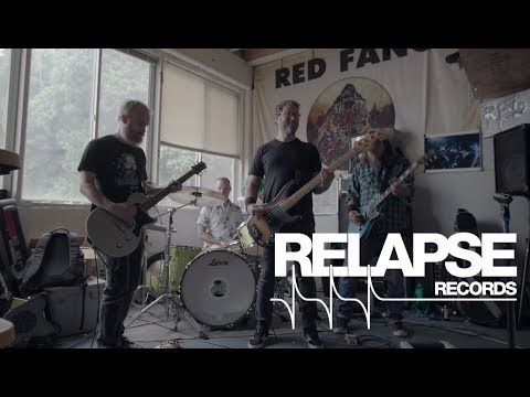 RED FANG - Listen To The Sirens (Tubeway Army Cover)