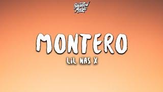 Lil Nas X - MONTERO (Call Me By Your Name) (Letra / Lyrics)