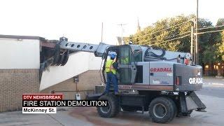 DTV Newsbreak - Council Wrap-up, Fire Station Demolition, 35Express, Kids Rock