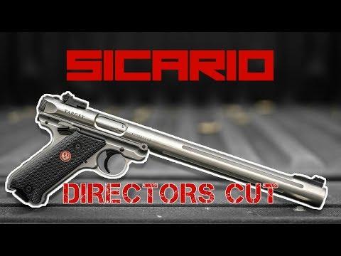 TBA Suppressors Sicario - DIRECTORS CUT
