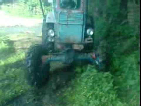 Трактор ЛТЗ 55 - tractor-t40.ru