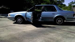 Cleanest 1990 Buick Century(For GM haters)