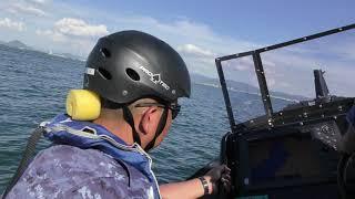 海上自衛隊 特別機動船 に乗ってみた!!