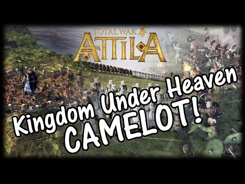 Kingdom Under Heaven: Camelot Mod (Total War: Attila)