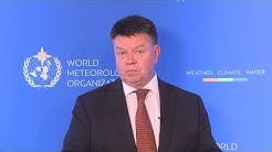 Petteri Taalas, Secretary General, World Meteorological Organization (WMO)