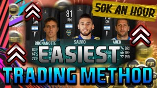 THE EASIEST WAY TΟ MAKE COINS ON FIFA 21 RIGHT NOW! MAKE 50K AN HOUR! BEST FIFA 21 TRADING METHODS!
