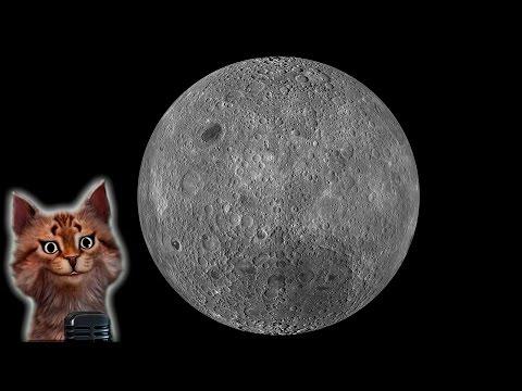 Удивительная луна | Интересные факты для детей про луну | Семен Ученый