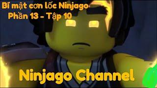 Bí mật cơn lốc Ninjago Phần 13 - Tập 10 : Thu Thập Thông Tin Trong Ngục Tối | Ninjago Channel |Full