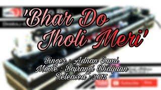Bhar Do Jholi Meri Ya Mohammad song on bulbul tarang banjo By Banjo Master Dhiraj Adhau ( Mŕ.Đ.Š.Ã )