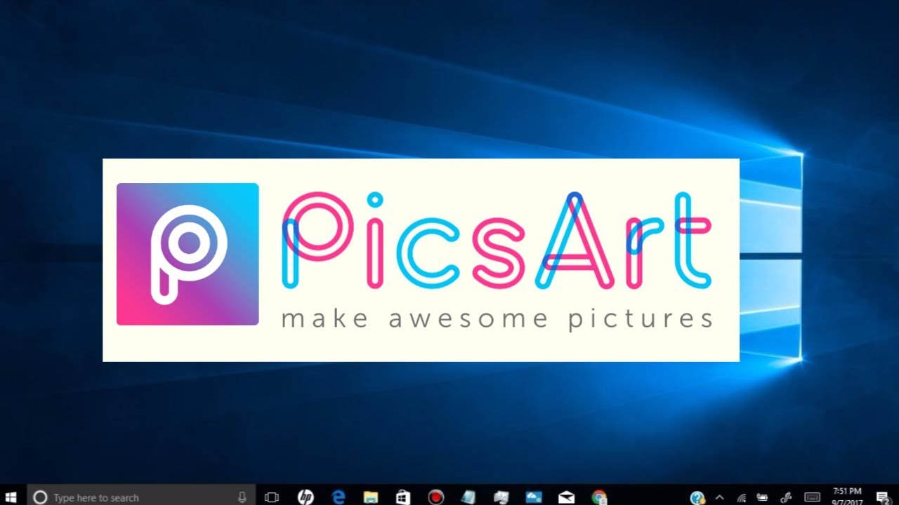 free download picsart for pc windows 7