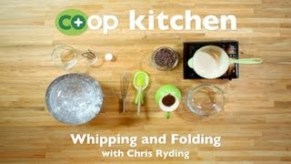 Whipping and Folding: Co+op Kitchen