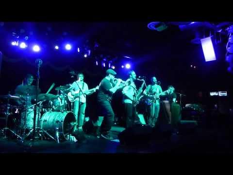 Eufórquestra - I Want You ( She's So Heavy ) 5-16-15 Brooklyn Bowl, NY