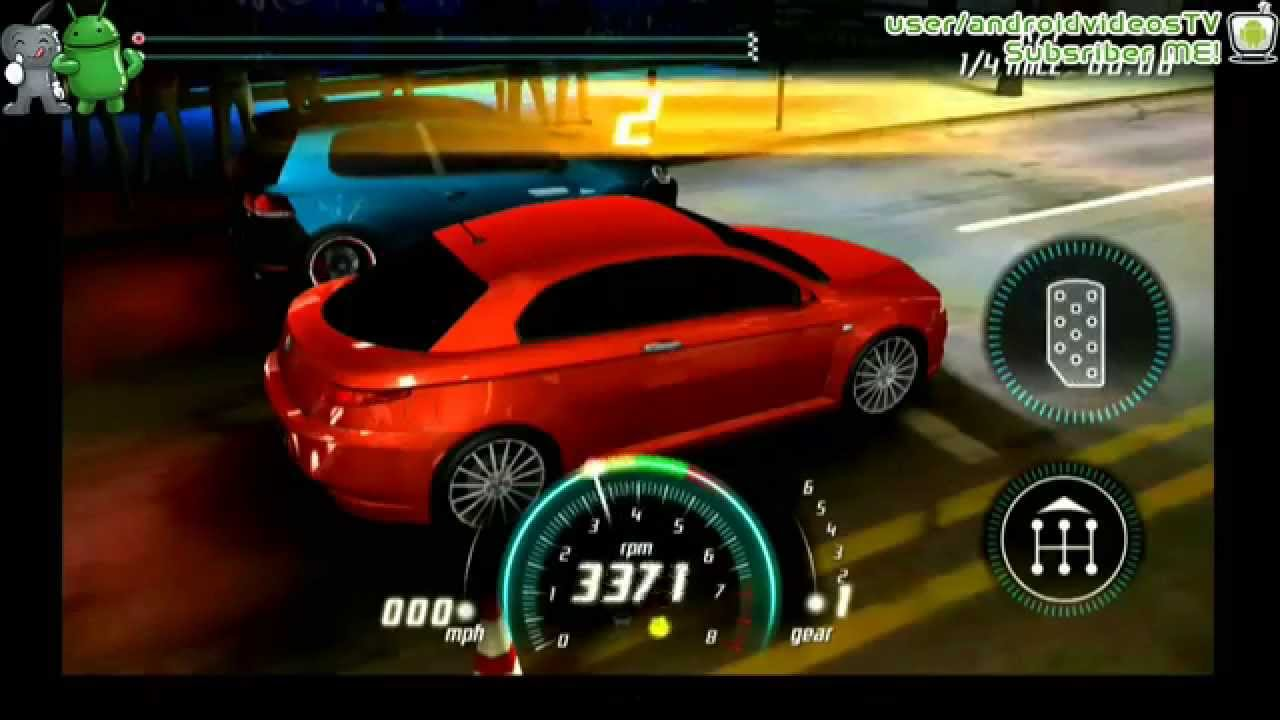 download extreme drag racing free android