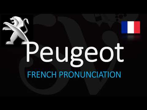 How To Pronounce Peugeot? And WHY!? | French Car Pronunciation Explained