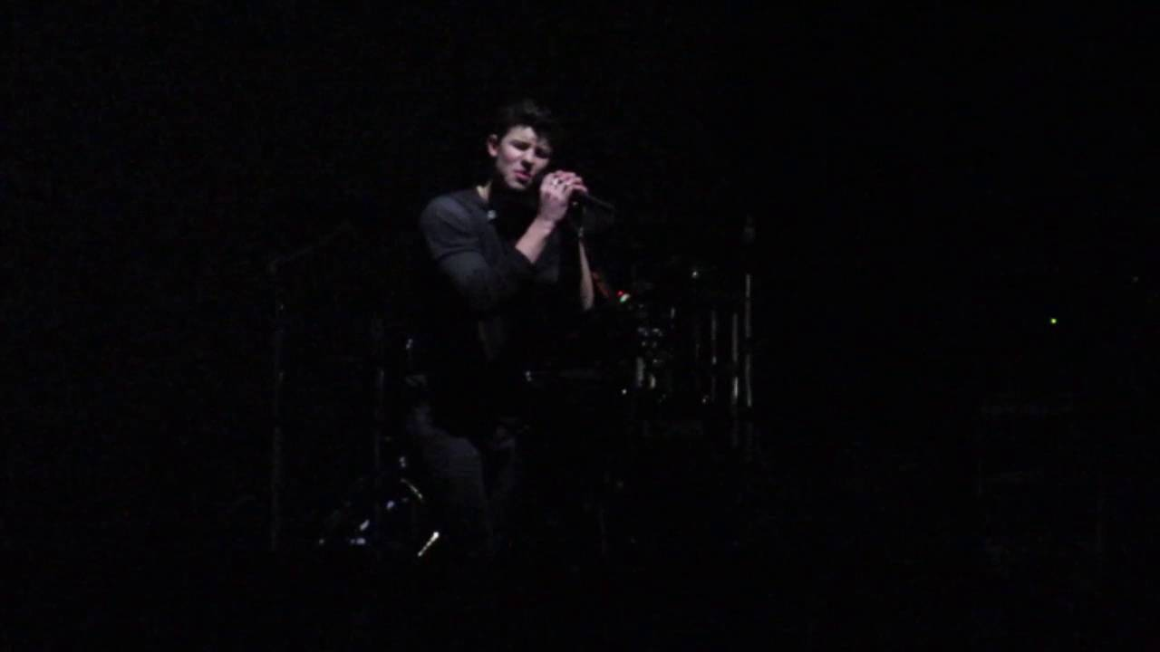 New Song Like This Shawn Mendes Radio City Music Hall New York 3 5
