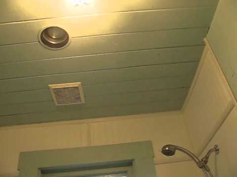 1990 39 S Broan Nutone 50 Cfm Bathroom Exhaust Fan Not Original Youtube