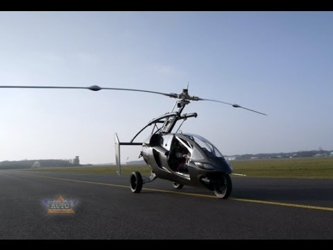 New Look at the PAL-V Personal Flying Car