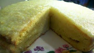 Нежнейший лимонный пирог