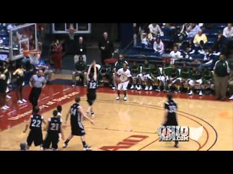 2012 Basketball: Cincinnati Taft vs Graham