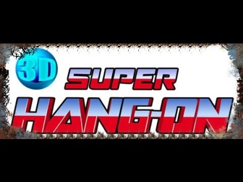 Sega 3D Classics: Super Hang-On