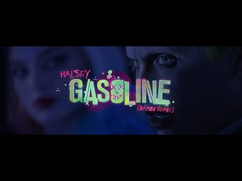 Halsey - Gasoline (BAMBI Remix) [Official Music Video]