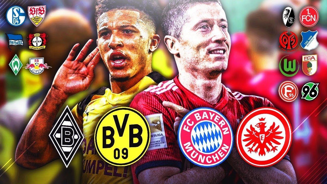 Bundesliga 34 Spieltag